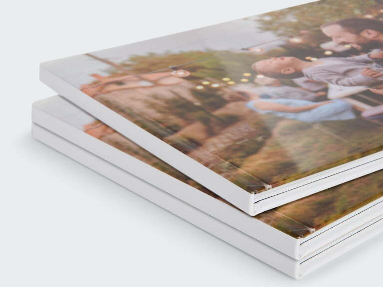 Standard Hardcover Photo Book
